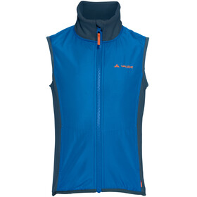 VAUDE Racoon Fleece Vest Kids baltic sea